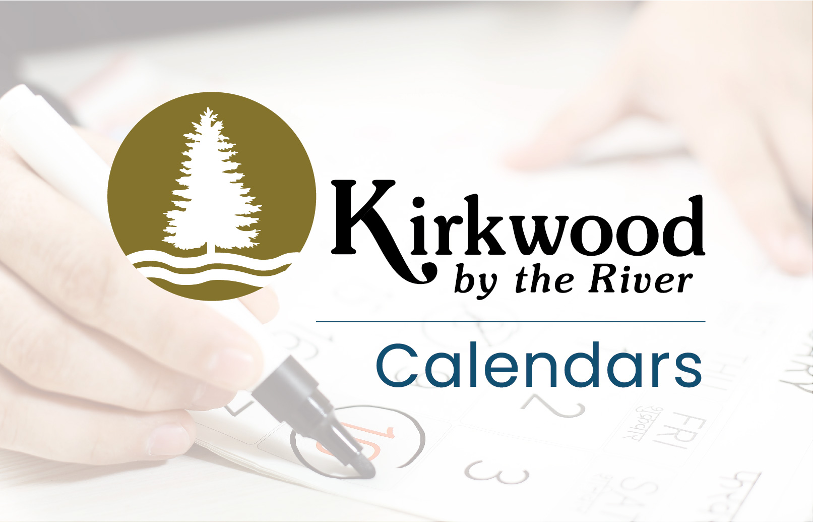 Kirkwood Calendar 2019 Program Calendars for Kirkwood by the River   Kirkwood